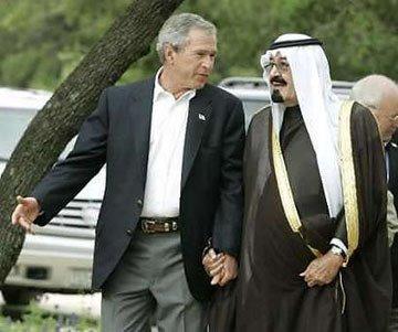 saudi-king-abdullah-with-Bush1