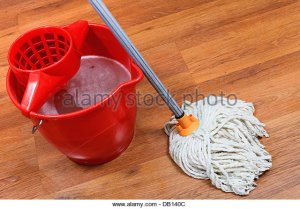 cleaning-of-floors-by-mop-and-red-bucket-with-washing-water-db140c