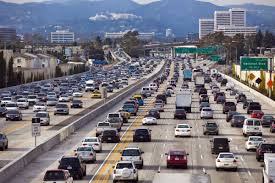 The Worst Day and Time to Drive on Every Los Angeles Freeway ...
