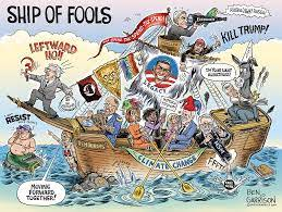 Ship Of Fools Drawing by GrrrGraphics ART