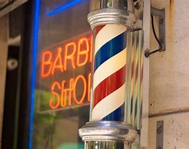 Image result for blood and bandages barbers pole