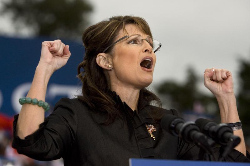 Sarah Palin Slept with Glen Rice - Crossing Broad