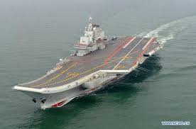 Aircraft carriers in service around the world - People's Daily Online
