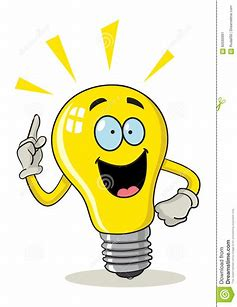 Image result for Smart Cartoon Light Bulb