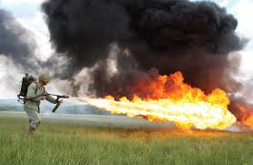 The legality of flamethrowers: Taking unnecessary suffering seriously |  Humanitarian Law & Policy Blog