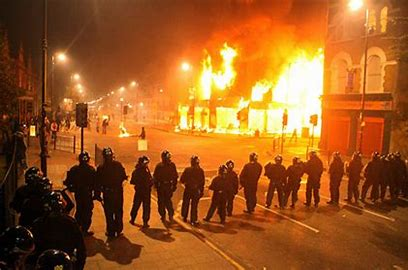 Image result for rioting in america