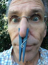 """Paul Robins on Twitter: """"I've decided to wear a clothespin on my nose when  I vote next week. Anybody want to join me? #ClothespinVoter… """""""