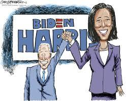 Political Cartoons on Kamala Harris | America 2020 | US News