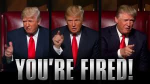 "Every ""You're fired!"" ever (The Apprentice) - YouTube"