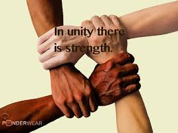 Strength in Unity : inspirationalquotes
