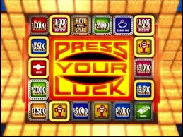 Press Your Luck DVD Game - YouTube