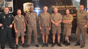 Brevard County Sheriff's Office Recognizes UPS Drivers For National Safe  Driving Awards