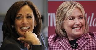 Kamala Harris locking down Hillary Clinton's well-heeled donors