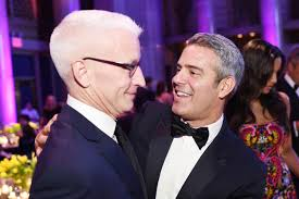 Who Is Anderson Cooper's Partner? Friends Are Hoping It's His Co-Host