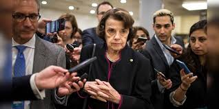 Dianne Feinstein defends work after New Yorker hit piece -- but won't  commit to finishing term | Fox News