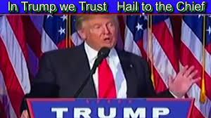 PRESIDENT DONALD TRUMP HAIL TO THE CHIEF - video dailymotion