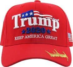 TRUMP025-RED Keep America Great - Donald Trump 2020 Election Hat Cap KAG  MAGA at Amazon Men's Clothing store