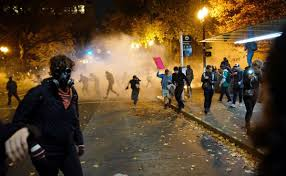 A complicated past lies behind Portland's violent protests - Anchorage  Daily News
