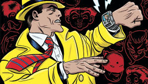 Exclusive preview: Artist Rich Tommaso on IDW's new Dick Tracy: Dead or  Alive Exclusive preview: Artist Rich Tommaso on IDW's new Dick Tracy: Dead  or Alive | SYFY WIRE
