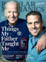 Image result for Hunter Biden my his fathertaught me well