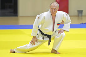 Image result for Vladimir Putin Judo