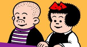 Image result for Nancy and Sluggo.